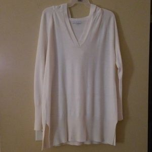 Gently used New York &Co. Hooded Sweater